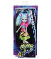 Mattel DVH65 Monster High panenka GHÚLKY V MONSTRÓZNÍM NAPĚTÍ ASST tři druhy