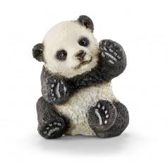 Schleich 14734 Zvířátko - mládě pandy hrající si