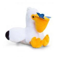 Keel Toys Pippins Plyšový pelikán 14cm