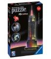 Ravensburger  Empire State Building Noční edice 3D puzzle svítící 216 dílků