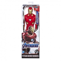 Hasbro Avangers 30cm figurka Titan hero - pouze RONIN /černý v masce a kapuci /