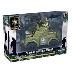 Mac Toys Combat Hero - voják/obrněný transportér