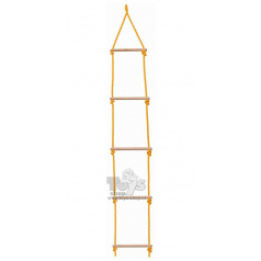 Woody Provazový žebřík (do 30 kg)