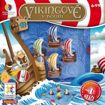 Mindok Smart hra - Vikingové