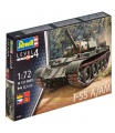 Revell Plastic ModelKit tank 03304 - T-55A/AM (1:72)