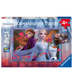 Ravensburger Disney Ledové království 2 2x24 dílků