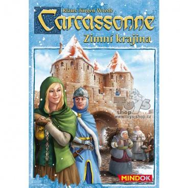 Carcassonne Zimní krajina hra