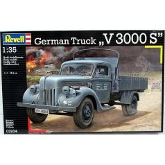 Revell 03234 model automobil German Truck V3000S (1941)