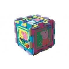 Trefl Pěnové puzzle Peppa Pig 32x32x1cm v sáčku