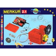 MERKUR - Stavebnice Merkur 2.1 Elektromotorek