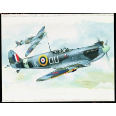 Směr plastikový model letadla Supermarine Spitfire MK.VB