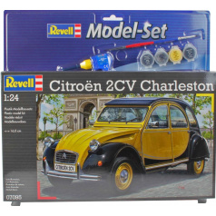 Revell ModelSet auto 67095 - Citroen 2CV (1:24)