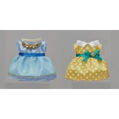 Sylvanian Families 5370 Město - sada oblečků (modrý a žlutý)
