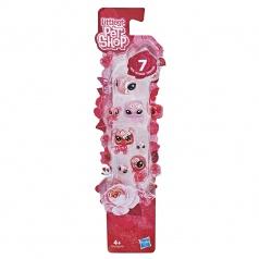 Hasbro Littlest Pet Shop Květinová zvířátka 7ks