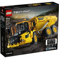 LEGO Technic 42114 Kĺbový nakladač Volvo 6x6