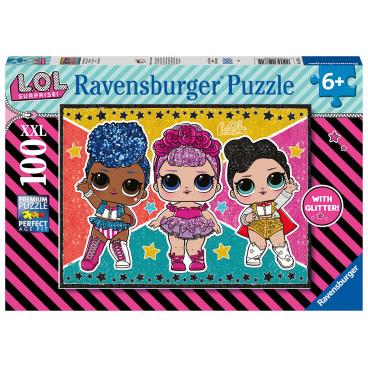 Ravensburger puzzle LOL 100 dílků