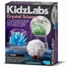 Mac Toys Krystaly pokusná sada