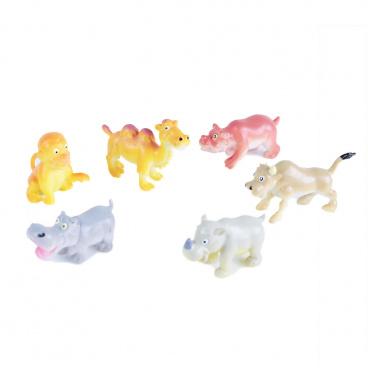 rappa hračky divoká zvířata, 6ks