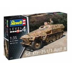 Revell Plastic ModelKit military 03295 - Sd.Kfz. 251/1 Ausf.A (1:35)
