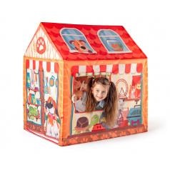 Woody Dětský stan domeček - Pet Shop