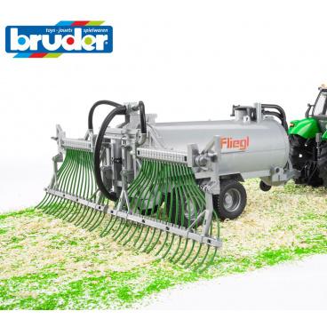 BRUDER 2020 Farmer - přívěs cisterna s nástavcem - ARCH.