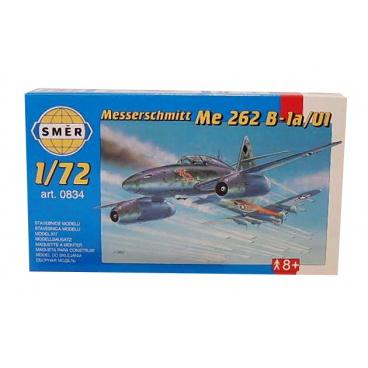 Směr Messerschmitt Me 262 B-1a/U1 1:72