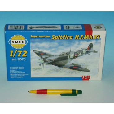 Směr Supermarine Spitfire MK.VI 1:72