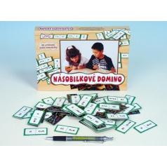 Svoboda elektronická hra Násobilkové domino