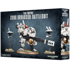 GW Warhammer 40.000: Tau Empire XV88 Broadside Battlesuit