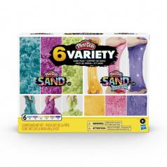 Play-Doh Viac druhov piesku