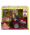 Mattel Barbie FARMÁŘKA HERNÍ SET