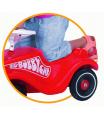 Big Auto odstrkovadlo BIG BOBBY CAR CLAS červené