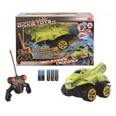Dickie RC Dino krokodýl 1:24 obojživelné auto 4x4