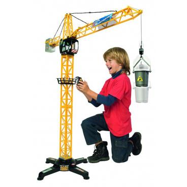 Dickie Jeřáb Giant Crane 100cm, kabel