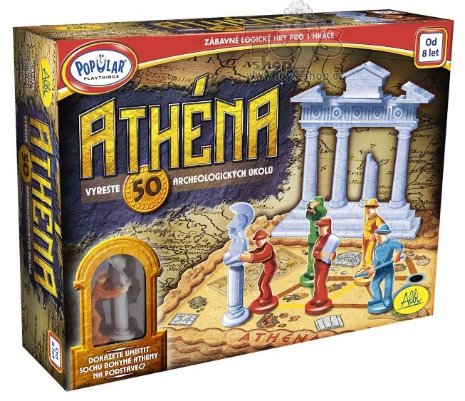 Albi hra Popular - Athéna