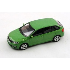 ABREX Škoda Rapid Spaceback (2013) 1:43 - Zelená Rallye Metalíza