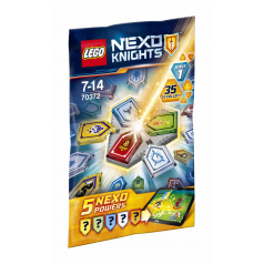 LEGO Nexo Knights Lego Combo NEXO 70372 Síly - 1. sada / sáček /