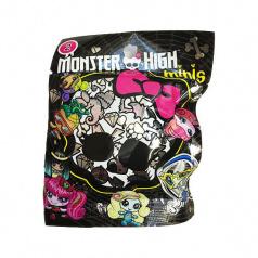 Mattel Monster High panenky MINIS asst