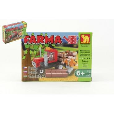 Dromader 28301 Farma 93ks v krabici 18,5x13x4,5cm