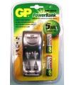 Nabíječka GP Power Bank 25 GS + 2xAA 2500mAh