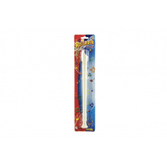 Teddies Flauta plast 30cm na karte