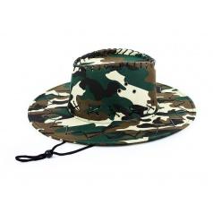 Dětský karnevalový klobouk ARMY - voják