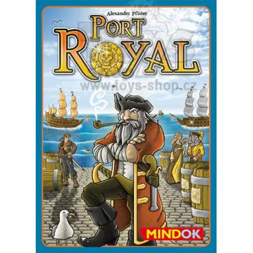 Mindok hra Port Royal