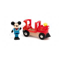 Brio Disney and Friends Lokomotiva Myšáka Mickeyho