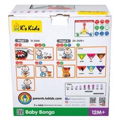 K´s Kids Bongo bubínek