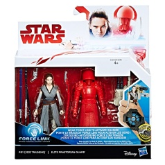 "Hasbro Star Wars E8 Dvě deluxe figurky 9,5 cm ""Force Link"" asst"