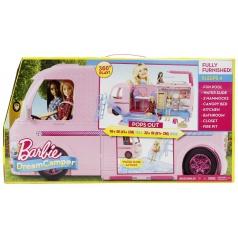 Mattel FBR34 Barbie DREAM CAMPER KARAVAN SNŮ
