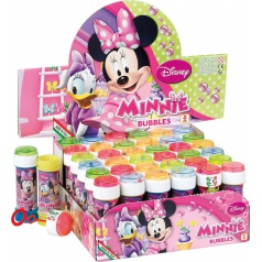 Dulcop Bublifuk Minnie 60ml (dis.36 ks.)