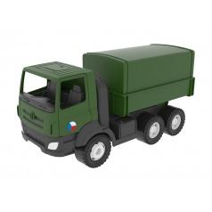 Auto Dino Tatra Phoenix vojenský  plastové auto