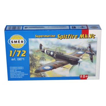 Směr modely plastové SUPERMARINE Spitf MK.Vc   1:72